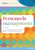 Luis R.  Gomez-Mejia, David  Balkin, Robert L.  Cardy, Danny  Brouwer,Personeelsmanagement, 7e editie, toegangscode MyLab NL