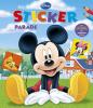 ,Disney Sticker Parade Mickey