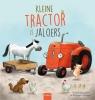 <b>Natalie  Quintart</b>,Kleine tractor is jaloers