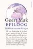 <b>Geert  Mak</b>,Epiloog bij Grote verwachtingen - set 10 ex