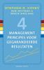 Stephen Covey, BobWhitman, Breck England,4 managementprincipes voor gegarandeerd succes