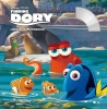 <b>Disney Pixar,</b>,Finding Dory, Boek met CD