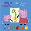 Neville  Astley, Mark  Baker,Tellen en Kleuren met Peppa Pig