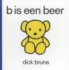 Dick  Bruna,b is een beer