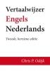 Chris P.  Odijk,Vertaalwijzer Engels-Nederlands