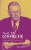 <b>L.J.A.  Pieterse</b>,Taal en compositie