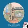 Els ten Klooster Esther  Hörchner  Maaike  Burgers,Okapi Bouw je eigen stad Arnhem (set van 5)