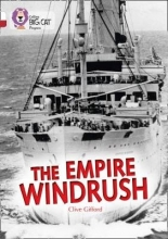 Clive Gifford,   Cliff Moon The Empire Windrush
