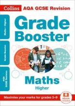 Collins GCSE AQA GCSE 9-1 Maths Higher Grade Booster for grades 5-9