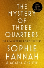 Hannah, Sophie The Mystery of Three Quarters
