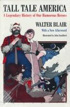 Blair, Walter Tall Tale America