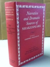 Bullough, G Narrative and Dramatic Sources of Shakespeare V 6 Romances