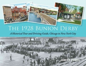 Powell, James R. The 1928 Bunion Derby