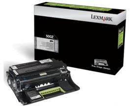 , Drum Lexmark 50F0Z00 zwart
