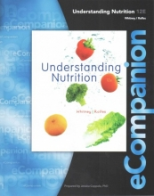 Eleanor Noss Whitney,   Whitney Ecompanion for Whitney/Rolfes` Understanding Nutrition, 12th
