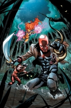 Lobdell, Scott Red Hood and the Outlaws 7