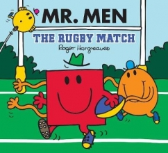 Hargreaves, Roger Mr Men the Rugby Match