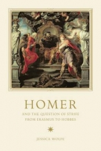 Wolfe, Jessica Homer and the Question of Strife from Erasmus to Hobbes