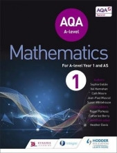 Goldie, Sophie AQA A Level Mathematics Year 1 (AS)