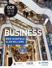 Schofield, Mike OCR GCSE (9-1) Business, Third Edition