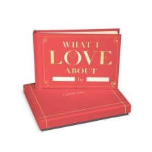 Knock Knock Knock Knock What I Love About You Fill in the Love Gift Box