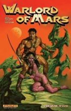 Nelson, Arvid Warlord of Mars, Volume 2