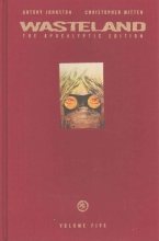 Johnston, Antony Wasteland, Volume 5