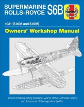 Ralph Pegram Supermarine Rolls-Royce S6B Manual