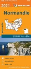 , Michelin 513 Normandie 2021