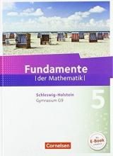 Ahrens, Hans,   Langlotz, Hubert,   Mentzendorff, Arne,   Niemann, Thorsten Fundamente der Mathematik 5. Schuljahr - Schleswig-Holstein G9 - Schülerbuch
