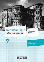 Schlüssel zur Mathematik 7 Diff RP Lös. z. SB