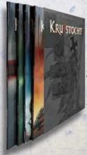 Xavier,,Philippe/ Dufaux,,Jean Kruistochten Box 01. Delen 1 T/ M 4 (eerste Tijdperk)