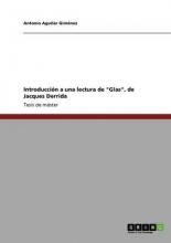 Aguilar Giménez, Antonio Introducción a una lectura de