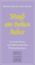 Schotkovsky-Storfer, Herma Magd am Hohen Acker