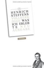 Steffens, Henrich Was ich erlebte 05