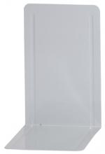 , Boekensteun MAUL Pro 140x120x240mm staal wit
