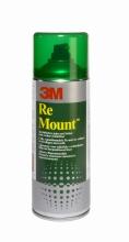 , Lijm 3M remount spray spuitbus 400ml