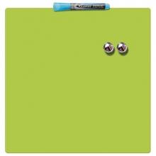 , Whiteboard Rexel 36x36cm groen magnetisch