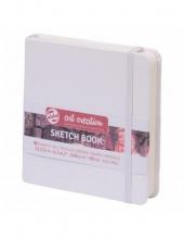 9314104m , Sketch book 12x12 cm wit