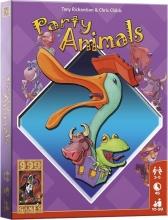 999-par01 , Party animals - kaartspel - 999 games