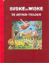 Vandersteen, Willy Suske en Wiske / Luxe De Arthur-trilogie