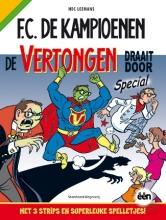 Hec  Leemans, Tom  Bouden F.C. De Kampioenen Kieken!-Special