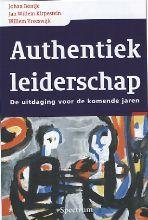 J.  Bontje, J.  Kirpestein, W.  Vreeswijk Authentiek leiderschap