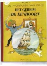 Hergé Kuifje Facsimile Kleur Hc11