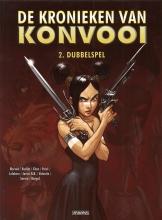 Morvan,,Jean-david/ Buchet,,Philippe Konvooi, de Kronieken van Hc02