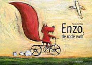 R. del Moral Enzo, de rode wolf