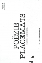 Verschillende Dichters , Plint poëten aan tafel - Poëzieplacemats nieuwe druk