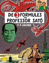 Edgar P. Jacobs , De 3 formules van professor Sato deel 1