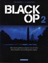 Labiano,,Hugues/ Desberg,,Stephen Black Op 02