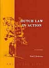 F.J. Bruinsma , Dutch law in action